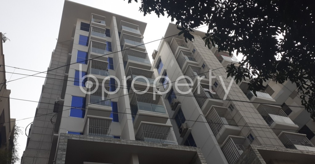Outside view - 3 Bed Apartment to Rent in Lalmatia, Dhaka - 1980454