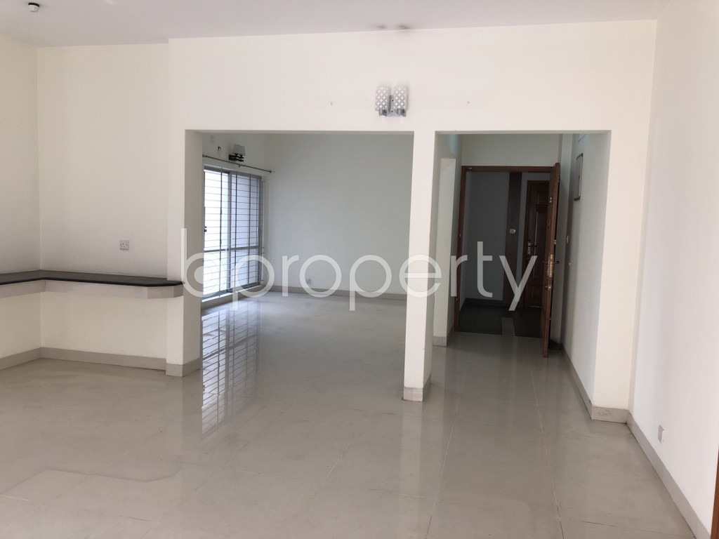 Entrance - 3 Bed Apartment for Sale in Gulshan, Dhaka - 1860884