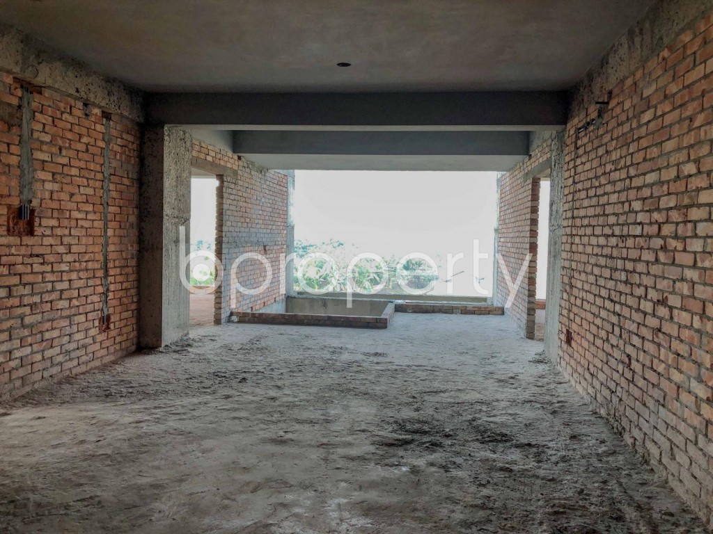 Dining area - 4 Bed Apartment for Sale in Bashundhara R-A, Dhaka - 1975745