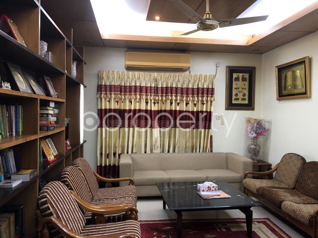 Empty Room - 3 Bed Apartment for Sale in Gulshan, Dhaka - 1979103