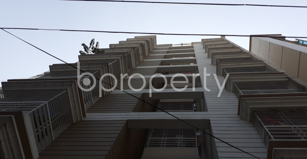 Outside view - 3 Bed Apartment to Rent in Lalmatia, Dhaka - 1983326