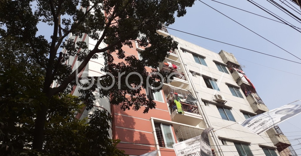 Outside view - 2 Bed Apartment to Rent in Lalmatia, Dhaka - 1983327