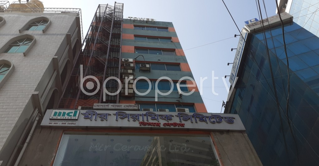 Outside view - Office for Sale in Paribagh, Dhaka - 1983803