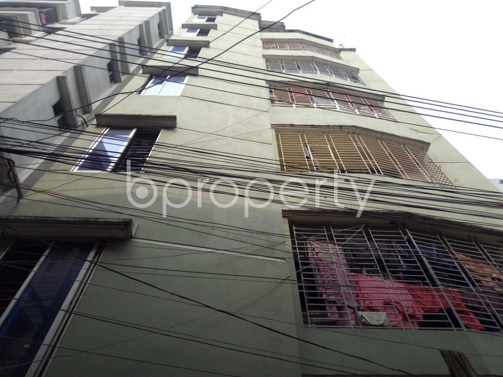 Front view - 2 Bed Apartment to Rent in Lalbagh, Dhaka - 1983947