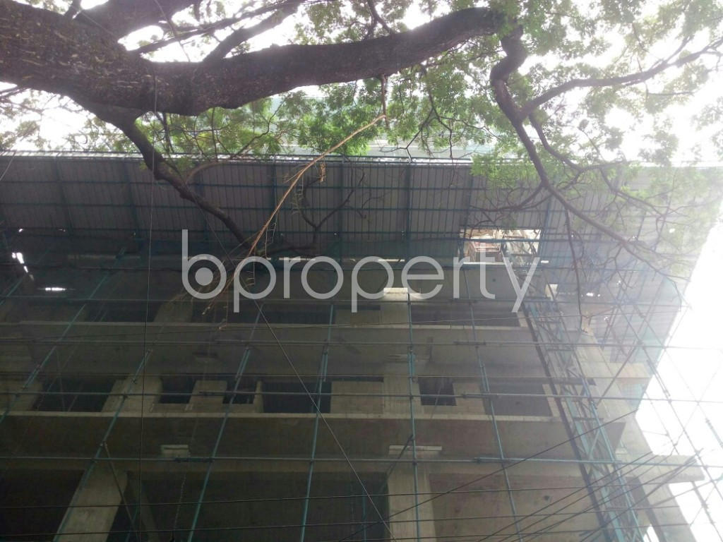 Outside view - 3 Bed Apartment for Sale in Banani, Dhaka - 1984387