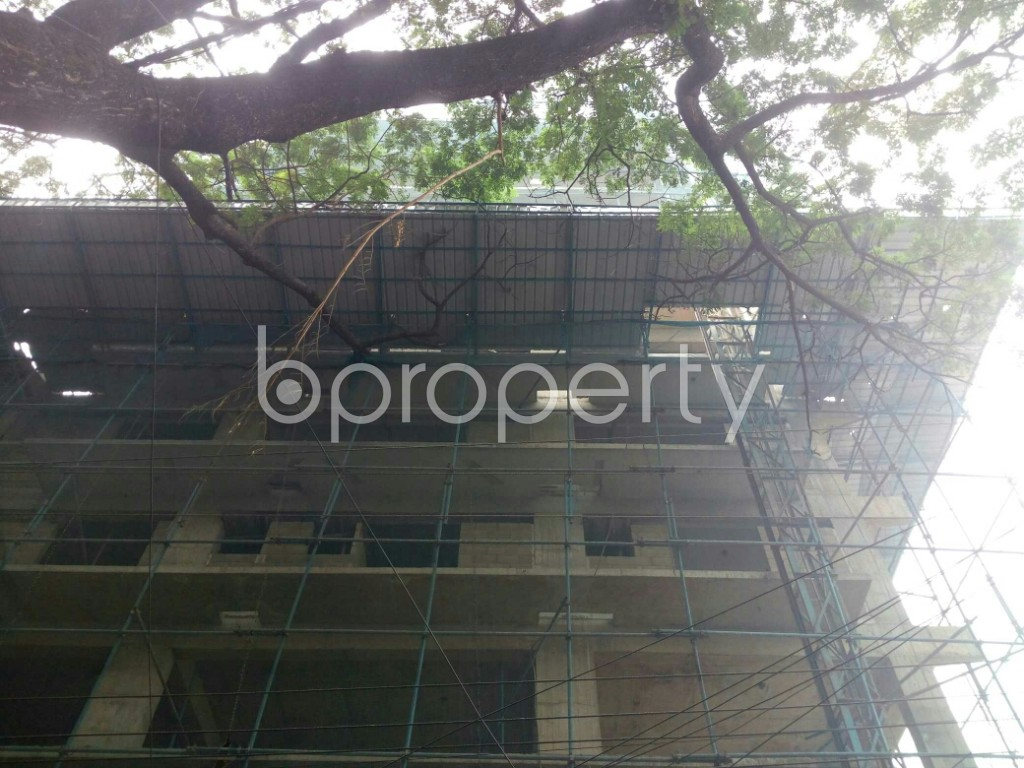 Outside view - 3 Bed Apartment for Sale in Banani, Dhaka - 1984389