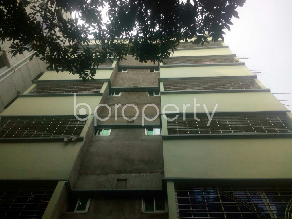 Front view - 2 Bed Apartment for Sale in Khulshi, Chattogram - 1917902