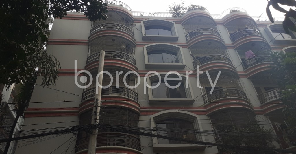 Front view - 4 Bed Apartment for Sale in Gulshan, Dhaka - 1985393