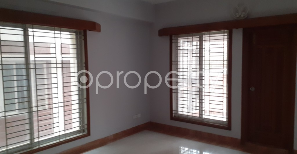 Bedroom - 4 Bed Apartment to Rent in Lalmatia, Dhaka - 1985973