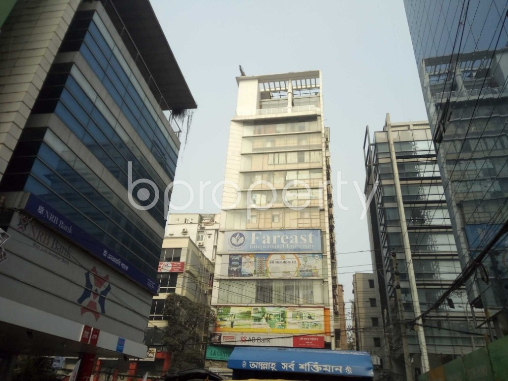 Outside view - Office for Sale in Banani, Dhaka - 1986392
