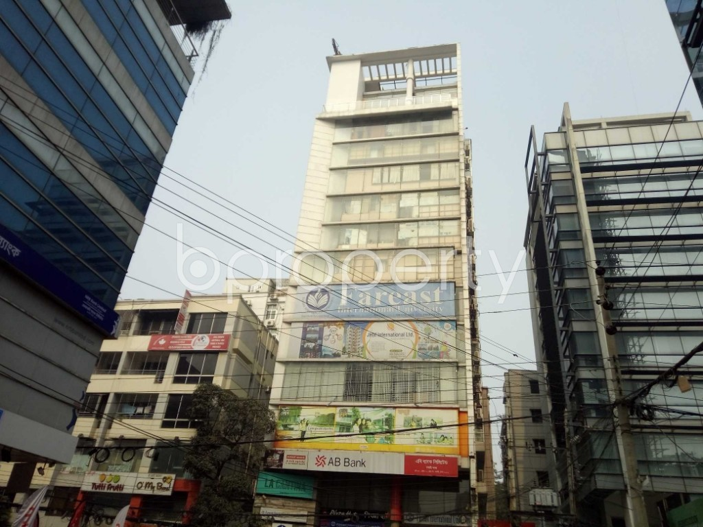 Outside view - Office for Sale in Banani, Dhaka - 1986393