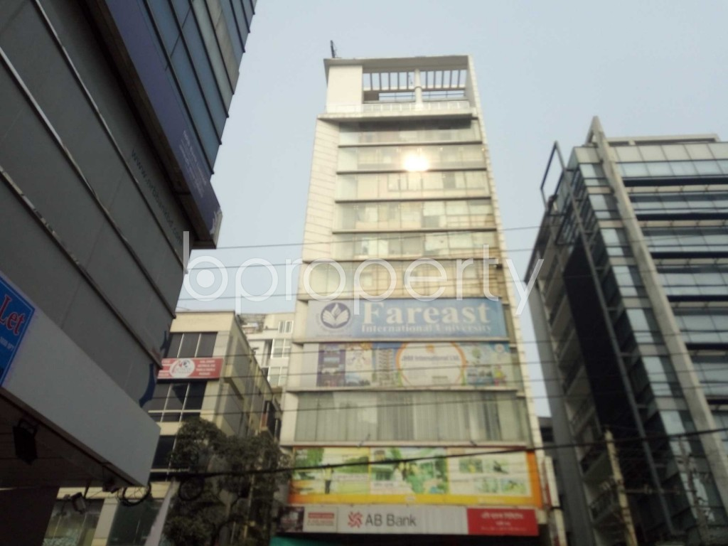 Outside view - Office for Sale in Banani, Dhaka - 1986394