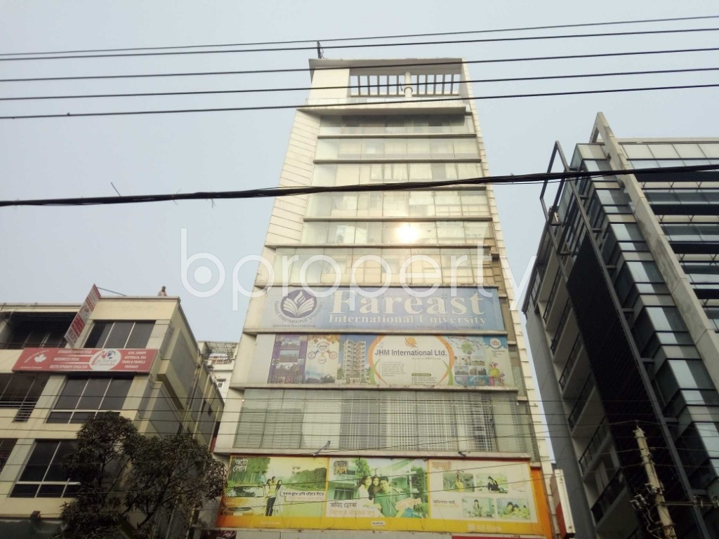 Outside view - Office for Sale in Banani, Dhaka - 1986397