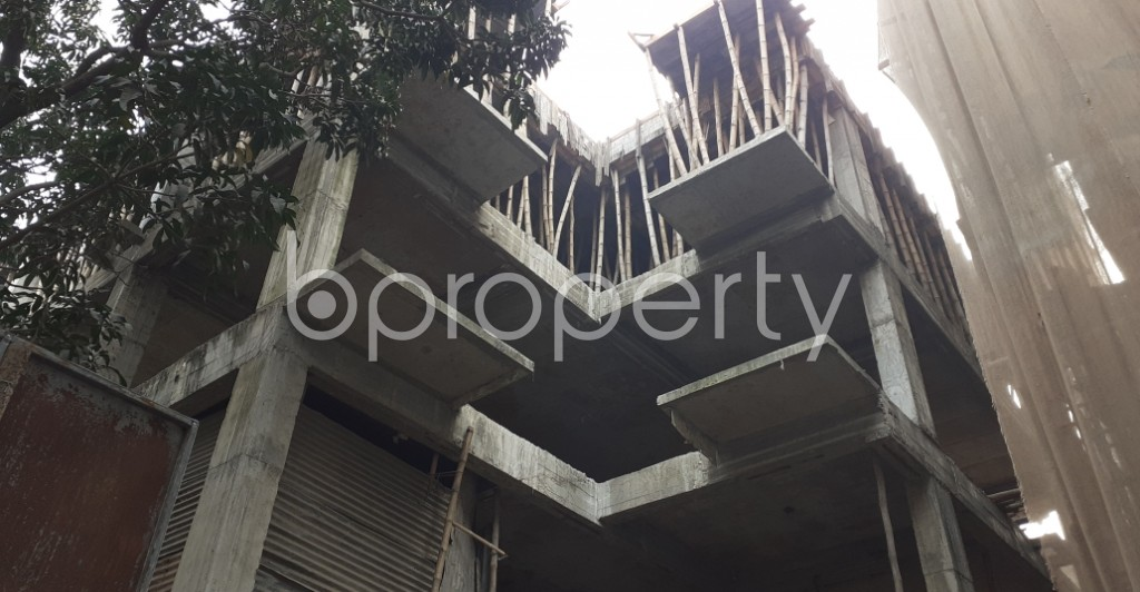 Outside view - 3 Bed Apartment for Sale in Dhanmondi, Dhaka - 1986547