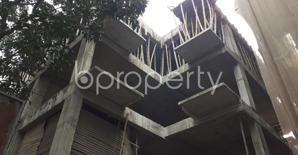 Outside view - 3 Bed Apartment for Sale in Dhanmondi, Dhaka - 1986550