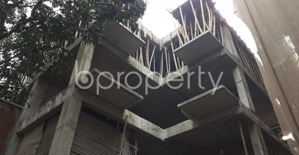Outside view - 3 Bed Apartment for Sale in Dhanmondi, Dhaka - 1986553