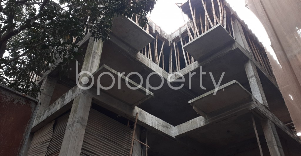 Outside view - 3 Bed Apartment for Sale in Dhanmondi, Dhaka - 1986558