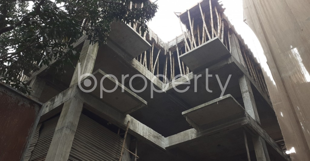 Outside view - 3 Bed Apartment for Sale in Dhanmondi, Dhaka - 1986563