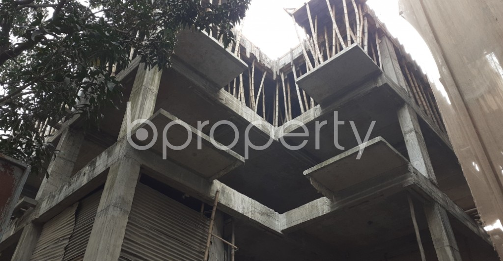 Outside view - 3 Bed Apartment for Sale in Dhanmondi, Dhaka - 1986566