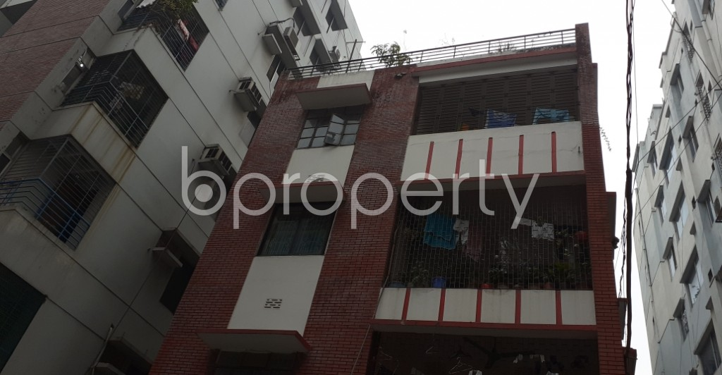 Outside view - 2 Bed Apartment to Rent in Lalmatia, Dhaka - 1987435