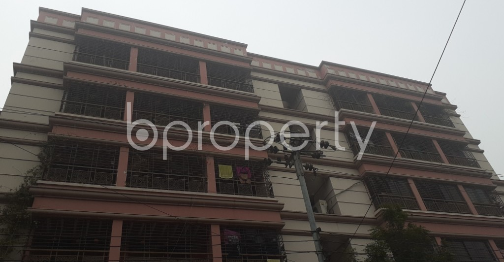 Front view - 4 Bed Apartment to Rent in Dhanmondi, Dhaka - 1987468