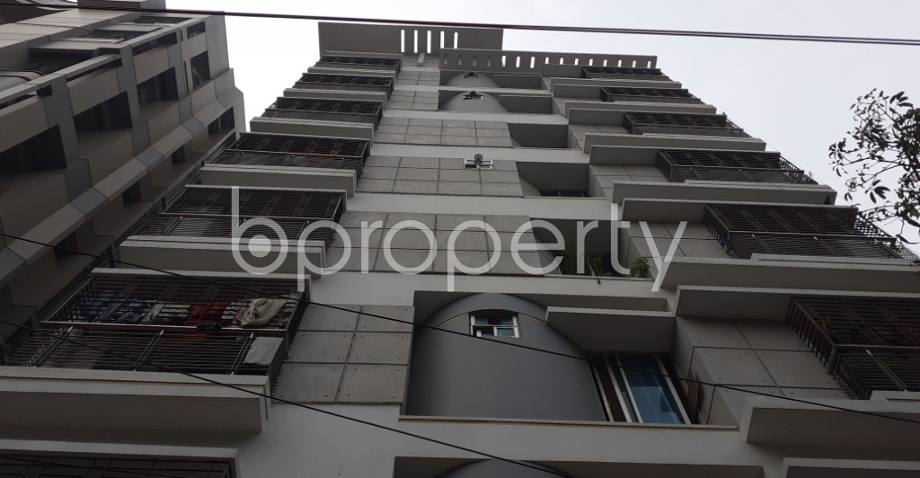 Outside view - 3 Bed Apartment to Rent in Lalmatia, Dhaka - 1987782