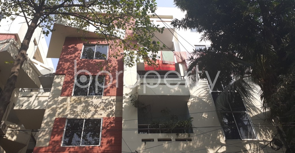 Front view - 3 Bed Apartment for Sale in Gulshan, Dhaka - 1988950