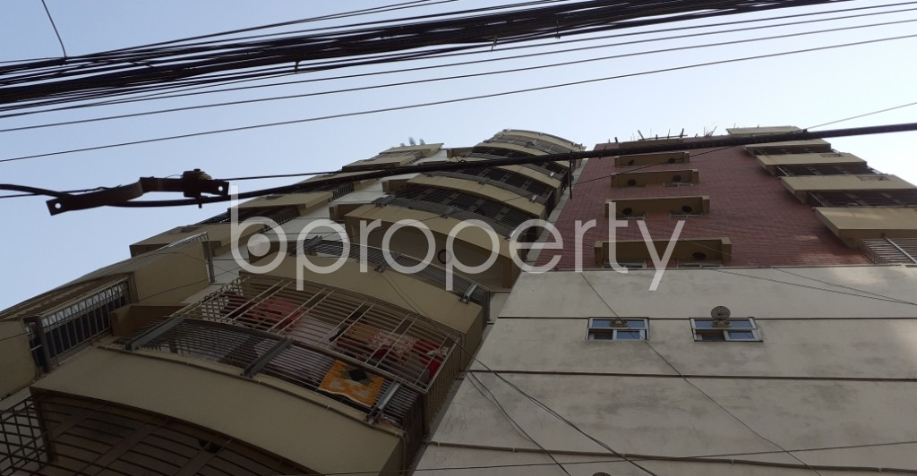 Outside view - 3 Bed Apartment for Sale in Lalmatia, Dhaka - 1989225
