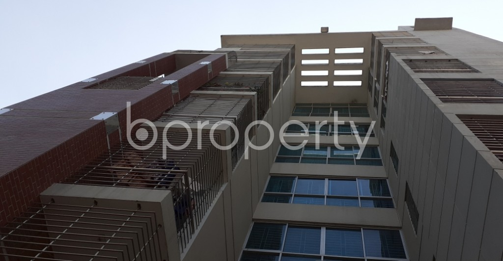 Outside view - 2 Bed Apartment to Rent in Lalmatia, Dhaka - 1989668