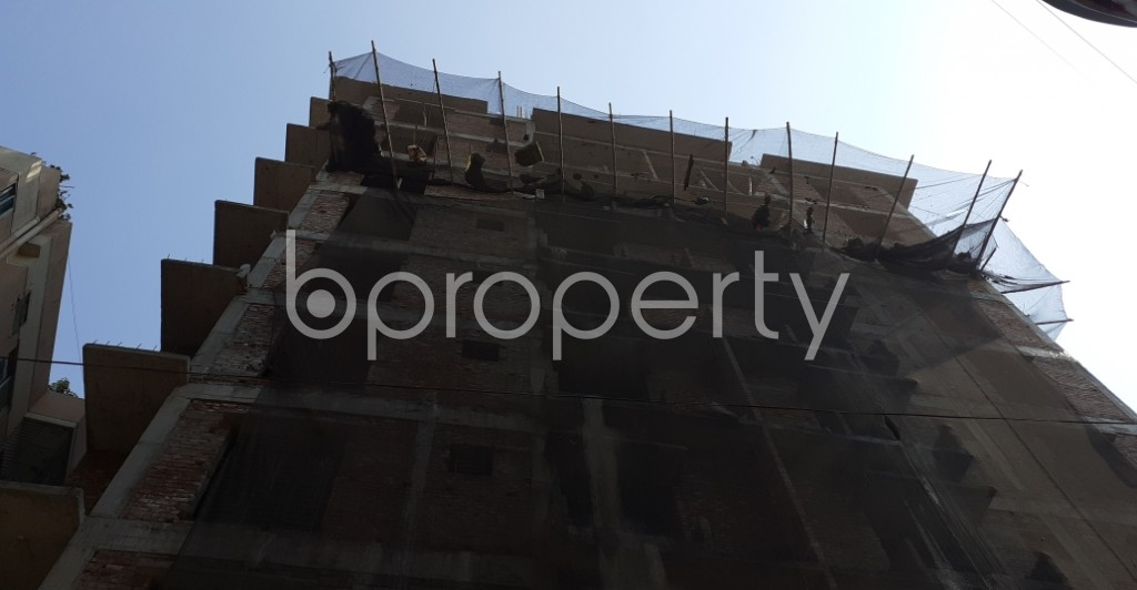 Outside view - 3 Bed Apartment for Sale in Dhanmondi, Dhaka - 1989684