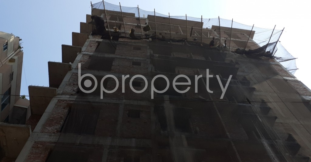 Outside view - 3 Bed Apartment for Sale in Dhanmondi, Dhaka - 1989685