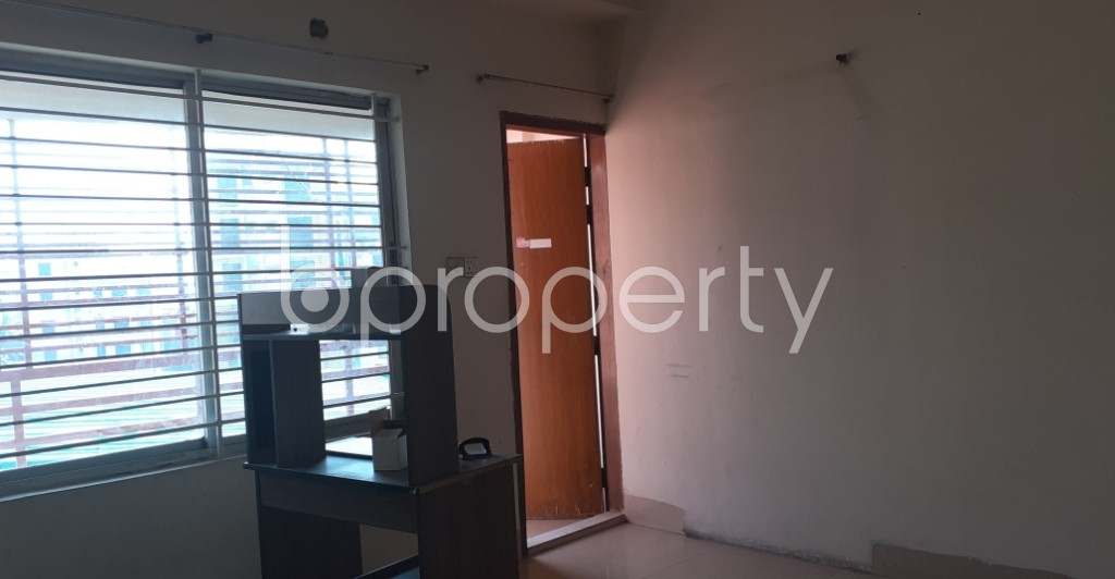 Bedroom - 3 Bed Apartment for Sale in Mirpur, Dhaka - 1990213