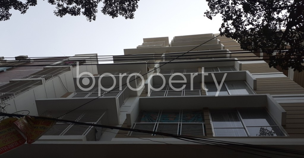 Outside view - 4 Bed Apartment to Rent in Lalmatia, Dhaka - 1990396