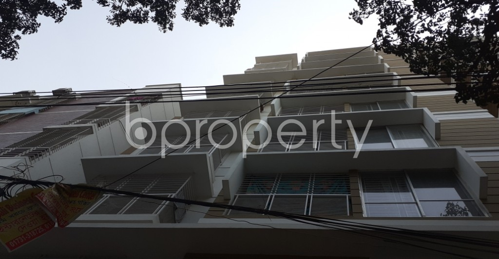 Outside view - 4 Bed Apartment to Rent in Lalmatia, Dhaka - 1990397