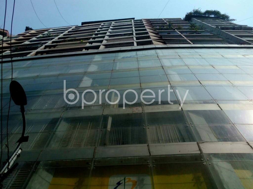 Front view - Office for Sale in Motijheel, Dhaka - 1990606