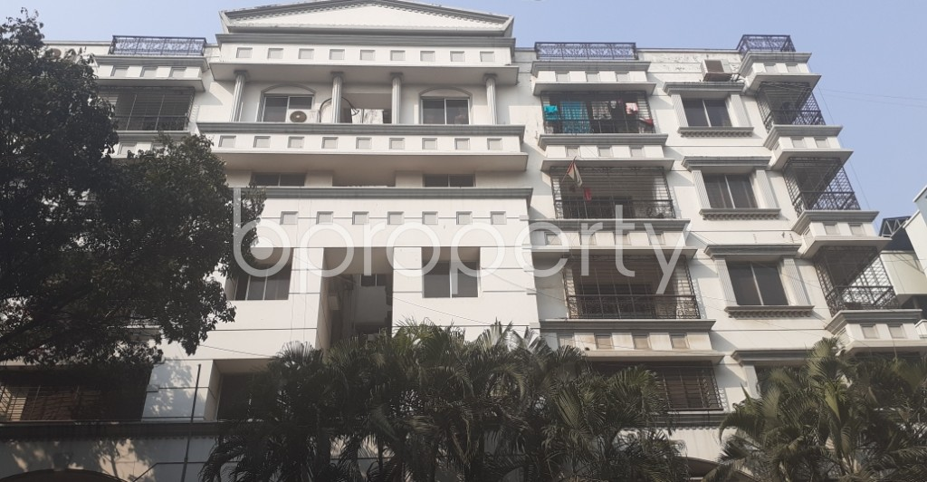 Front view - 3 Bed Apartment to Rent in Gulshan, Dhaka - 1990855