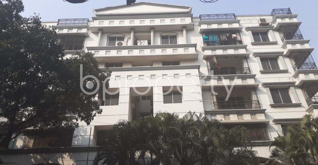 Front view - 3 Bed Apartment to Rent in Gulshan, Dhaka - 1990858
