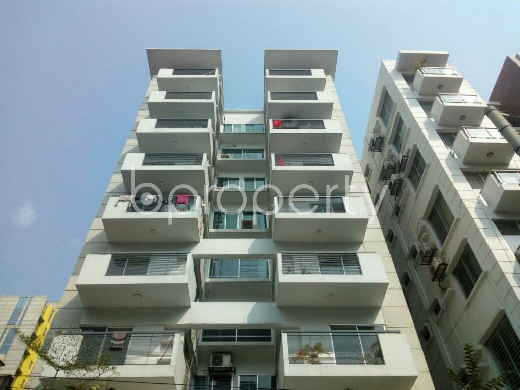 Outside view - 2 Bed Apartment to Rent in Banani, Dhaka - 1990986