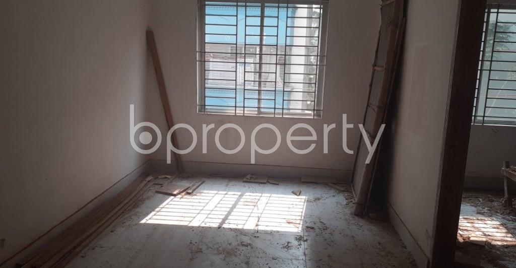 Bedroom - 2 Bed Apartment for Sale in Dhanmondi, Dhaka - 1991139