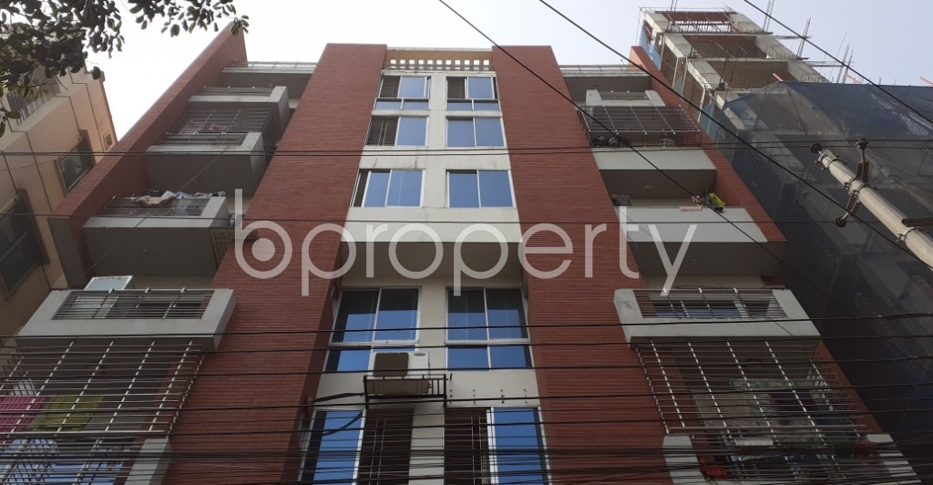Front view - 4 Bed Apartment for Sale in Uttara, Dhaka - 1991446