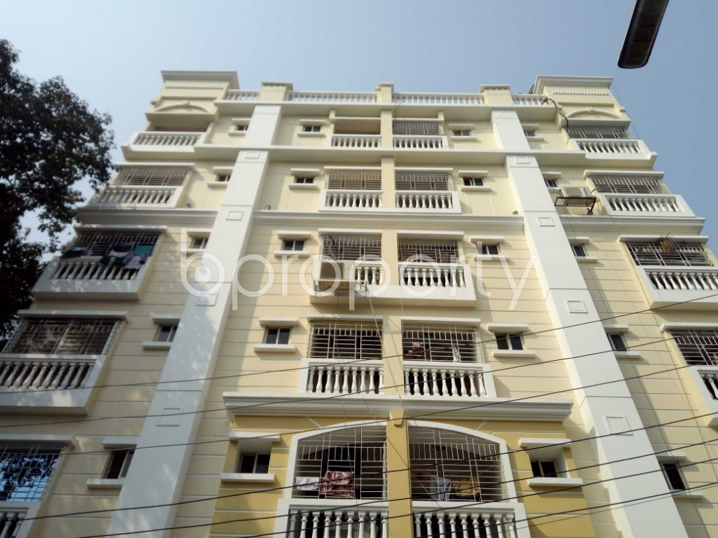 Outside view - 3 Bed Apartment to Rent in Banani, Dhaka - 1991458