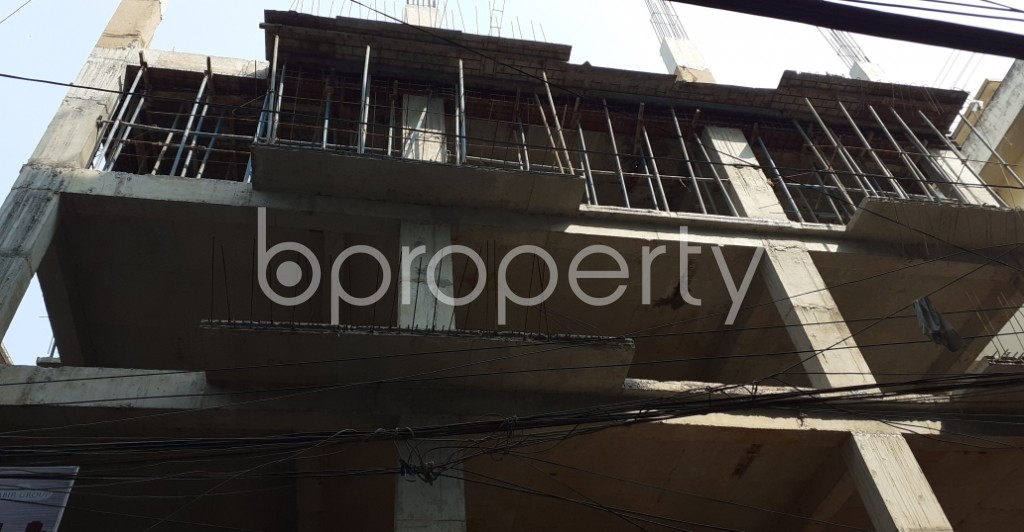 Outside view - 3 Bed Apartment for Sale in Dhanmondi, Dhaka - 1991668