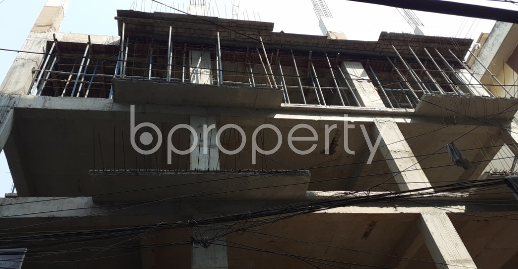 Outside view - 3 Bed Apartment for Sale in Dhanmondi, Dhaka - 1991669
