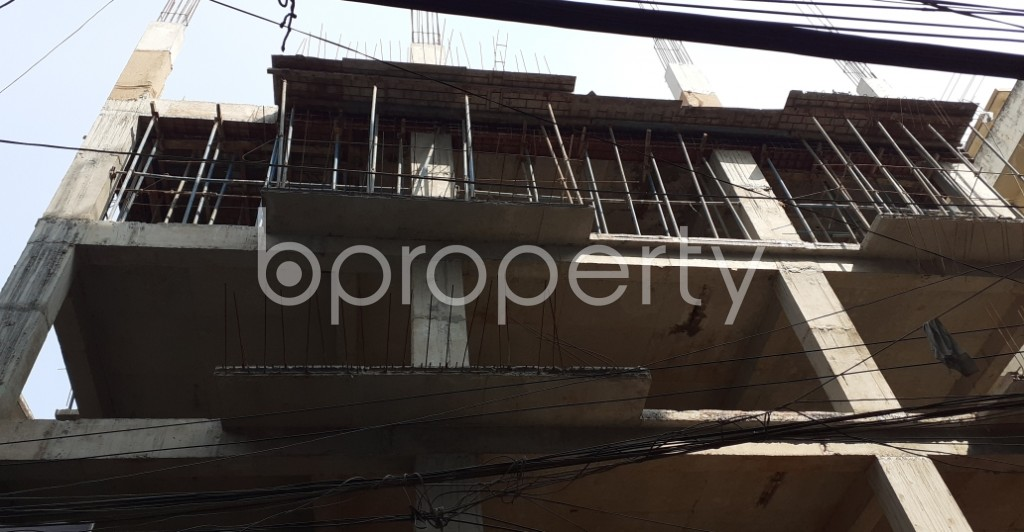 Outside view - 3 Bed Apartment for Sale in Dhanmondi, Dhaka - 1991670