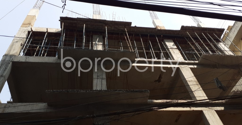 Outside view - 3 Bed Apartment for Sale in Dhanmondi, Dhaka - 1991671