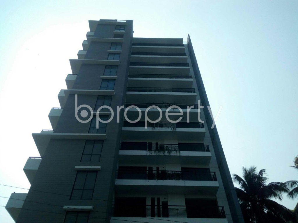 Outside view - 3 Bed Apartment to Rent in Banani, Dhaka - 1991684