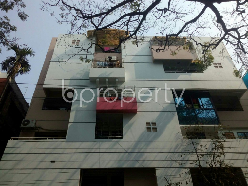 Outside view - 3 Bed Apartment to Rent in Banani, Dhaka - 1991692