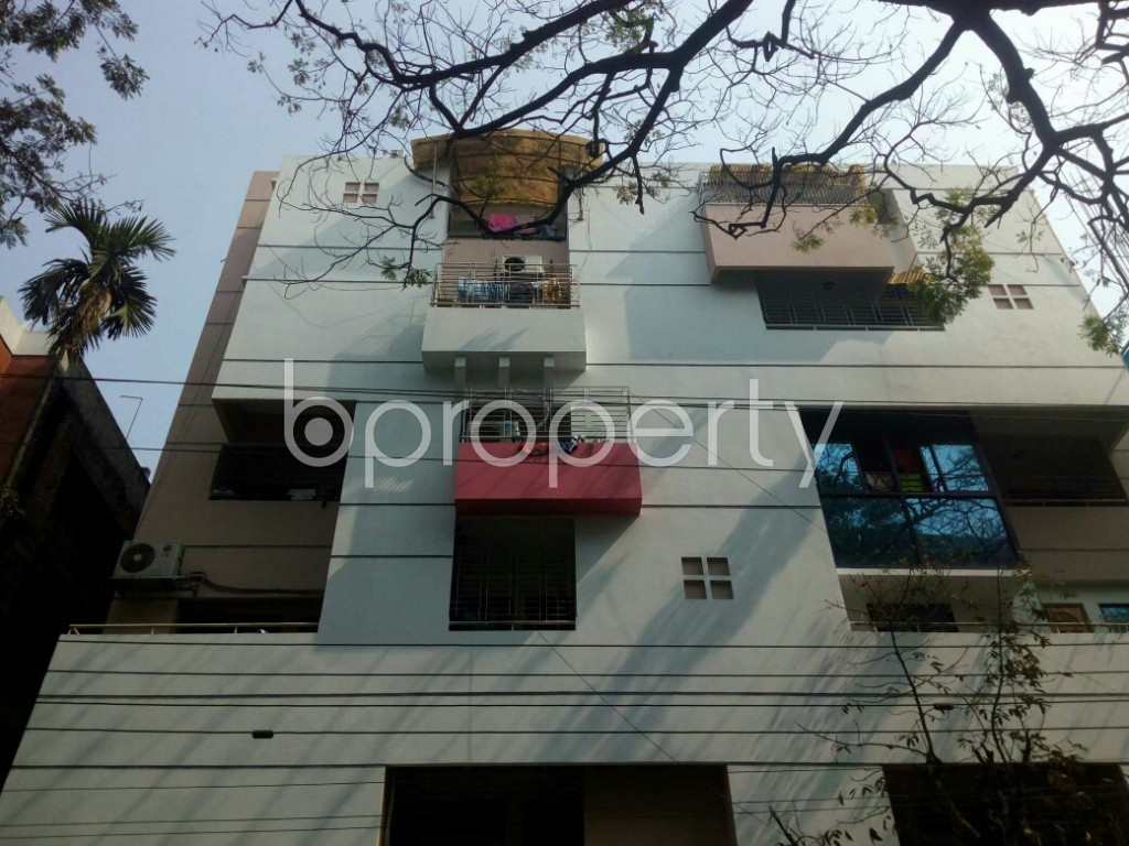 Outside view - 3 Bed Apartment to Rent in Banani, Dhaka - 1991693