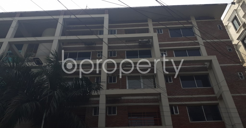Front view - 3 Bed Apartment for Sale in Gulshan, Dhaka - 1992104