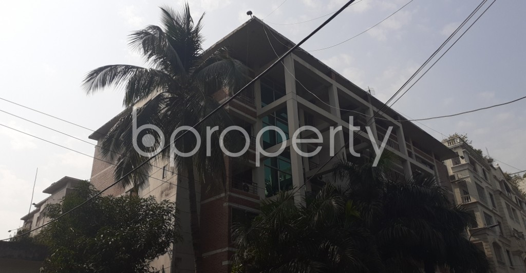 Front view - 3 Bed Apartment to Rent in Gulshan, Dhaka - 1992110